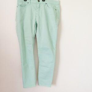 BDG jeans green size w28/l26